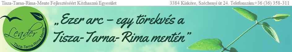 Tisza-Tarna-Rima-Mente Fejlesztéséért Közhasznú Egyesület